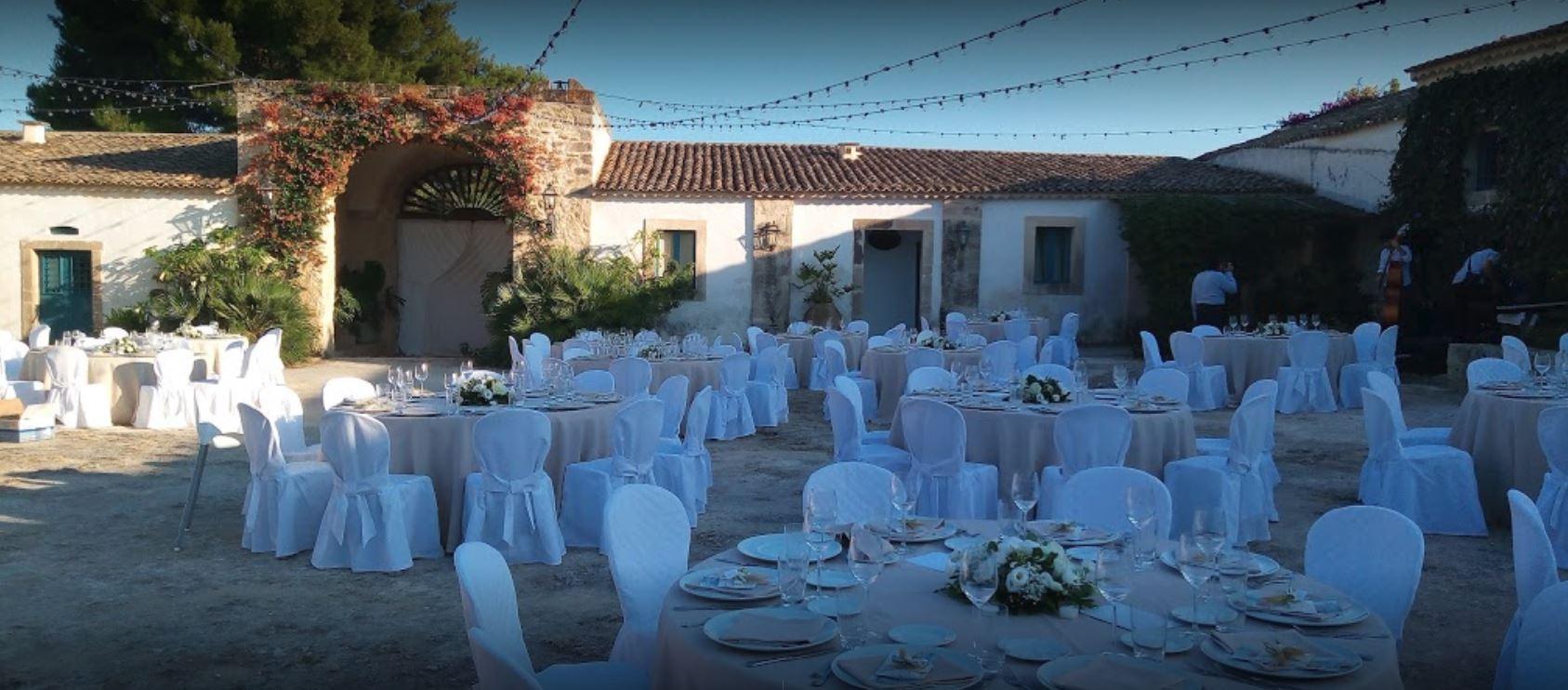 Commenda San Calogero: eventi e matrimoni immersi nella natura