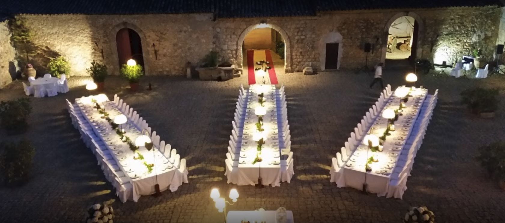 Masseria Mandrascate: location top per matrimoni