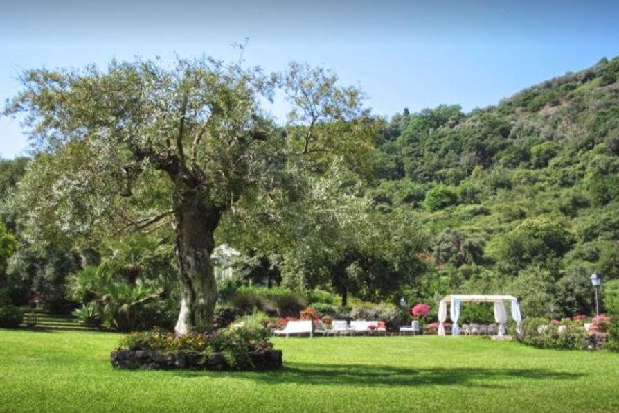 villa musumeci - dimora storica siciliana